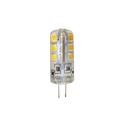 LED žárovka 1,5 W G4 12 V. Barva: Teplá