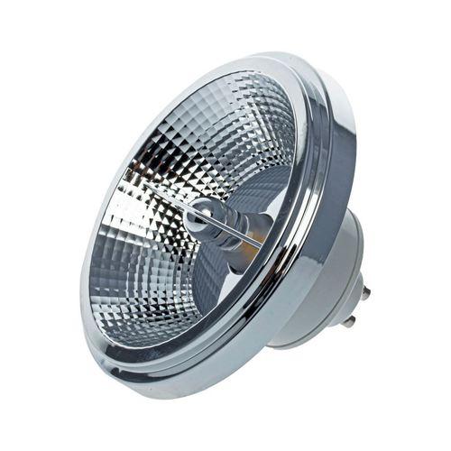 Žárovka Ar111 12 W Gu10 3000 K / bílá s reflektorem