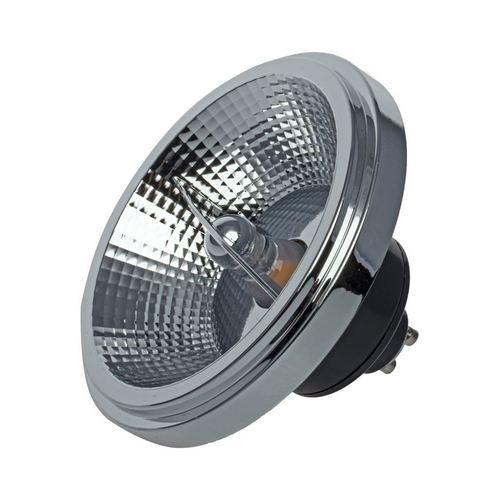 Ar111 12 W Gu10 4000 K / černá žárovka s reflektorem