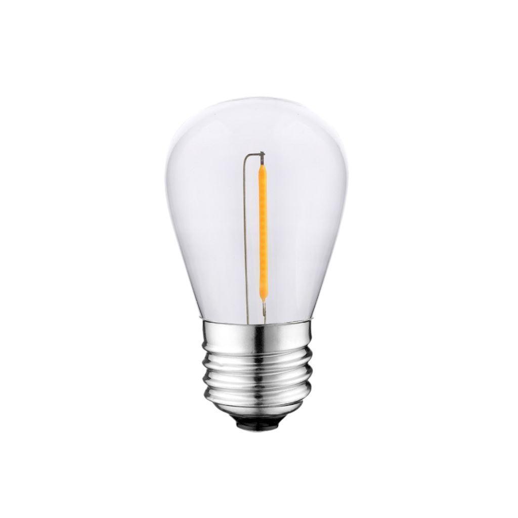 1,5 W žárovka LED St45 E27 2700K