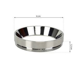 Chrome prsten pro lampu slídy small 4