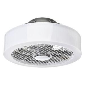 Mistral 45 WZ LED stropní svítidlo s ventilátorem, opálový difuzor small 11