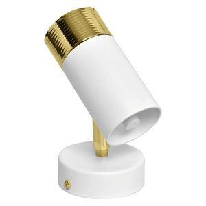 Dani bílá / zlatá 1x nástěnná lampa Gu10 small 1