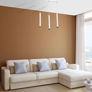 Bílá závěsná lampa Dani bílá / zlatá 3x Gu10 small 5