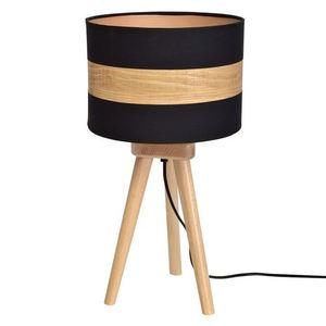 Černá stolní lampa Terra 1x E27 small 1