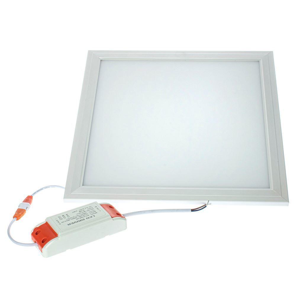 Bílý LED panel 300x300 18W