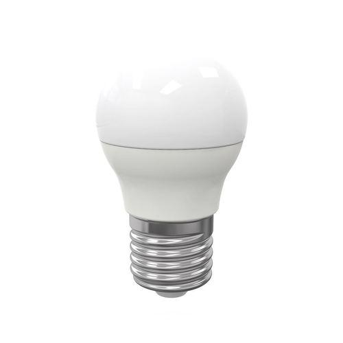 5W E27 G45 LED žárovka. Barva studené