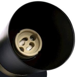 Černá stropní lampa Joker černá / zlatá 2x Gu10 small 2