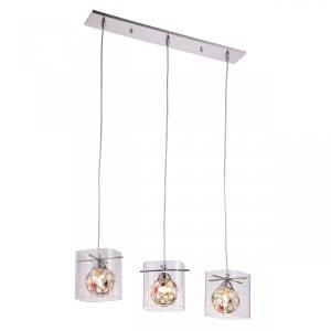 Žárovka nástěnná lampa vícebarevná small 3