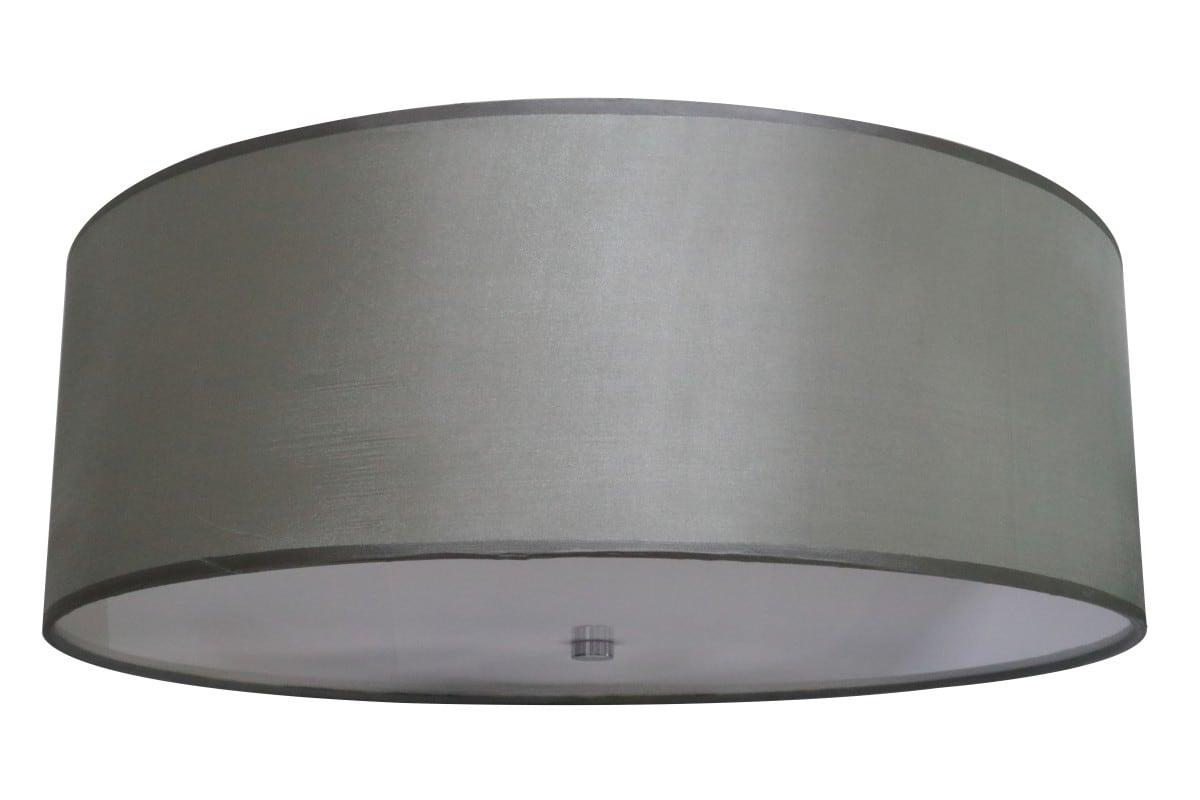 Modernistické kolo šedé plafond Giron
