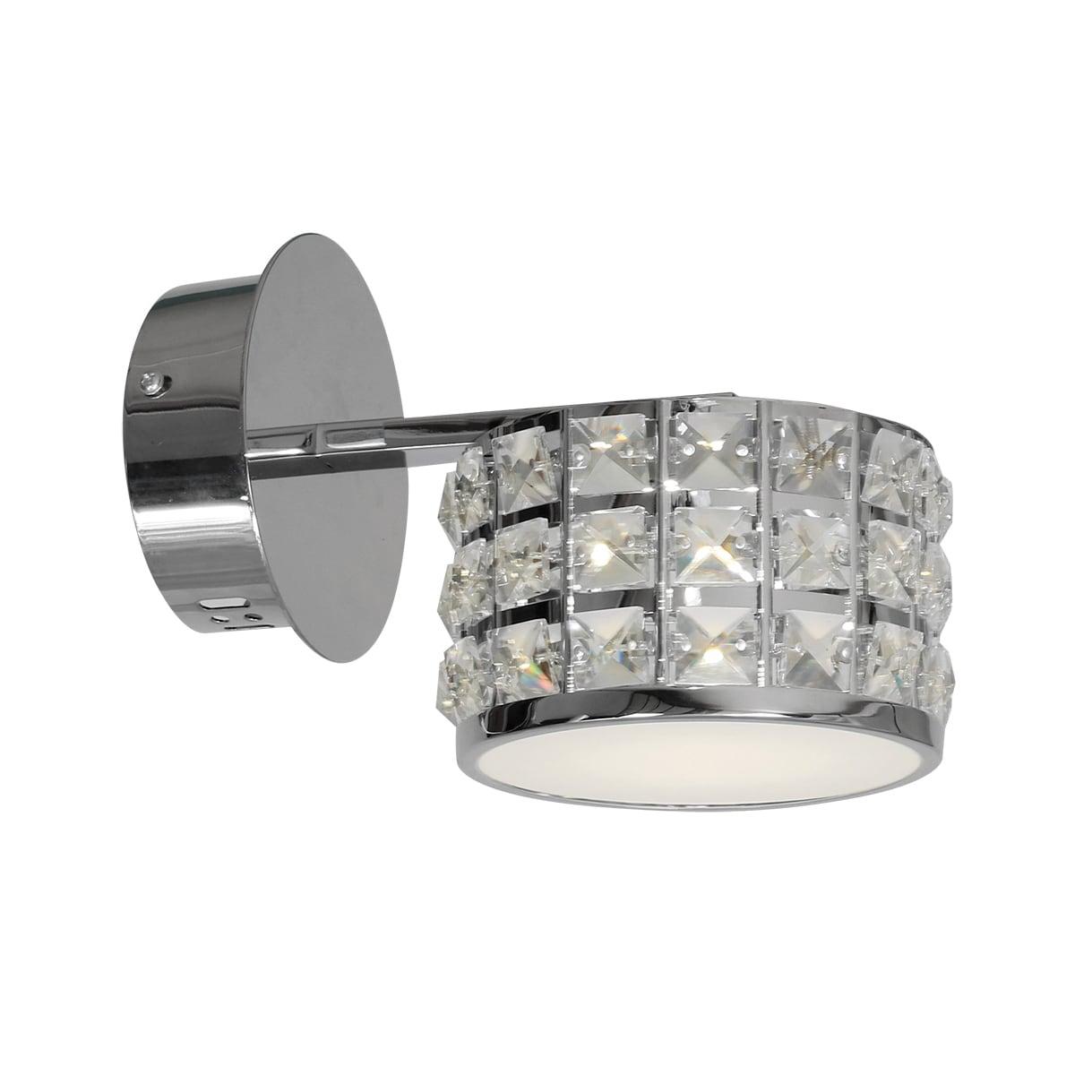 Nástěnné svítidlo Milagro ALEX 172 Chrome 5W