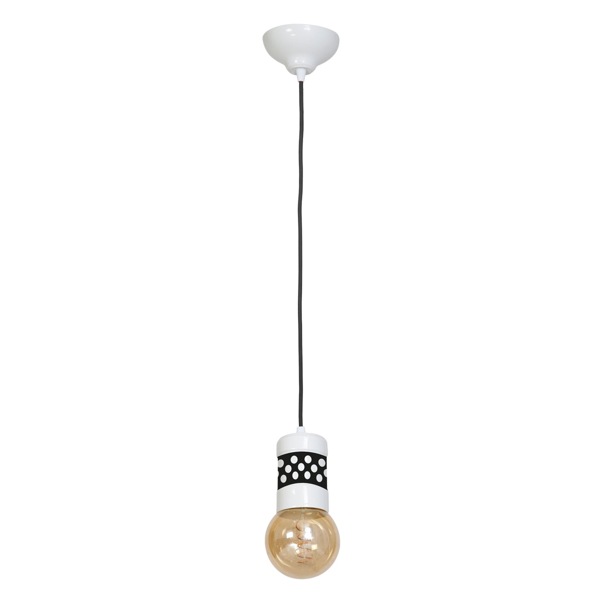Závěsná svítilna Milagro AMELIE 558 Multi 1xE27 40W