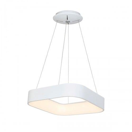 Lampa wisząca Milagro ASTRO 569 Matowy biały 24W