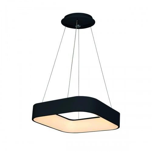 Závěsná svítilna Milagro ASTRO 570 Matte černá 24W