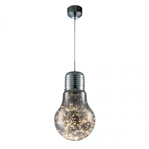 Lampa wisząca Milagro BULB 134 Chrom 13W