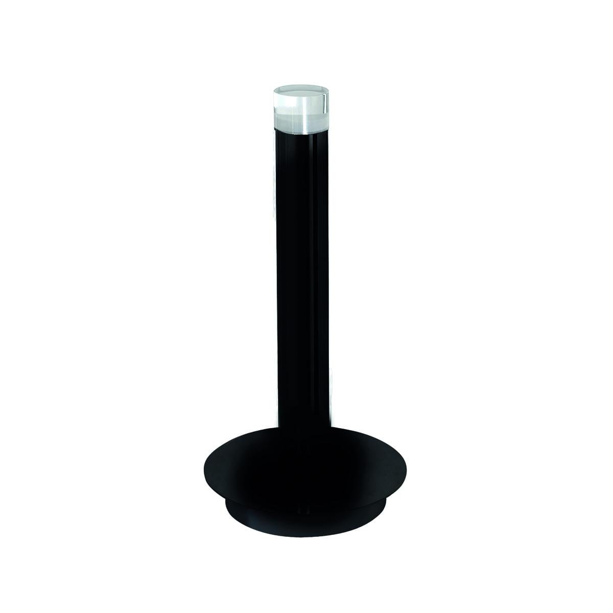 Nástěnné svítidlo Milagro CARBON 186 Matte černá 5W