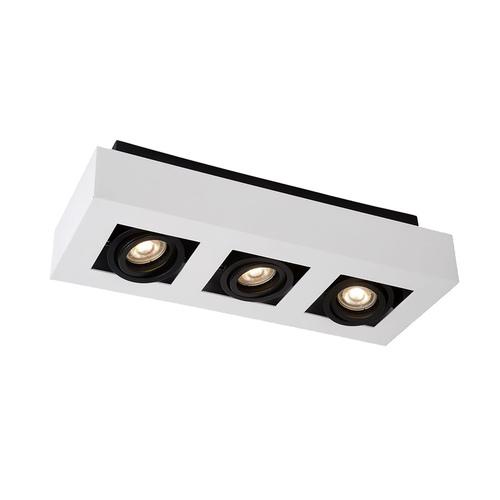 Moderní povrchová lampa Casemiro GU10 3 žárovky