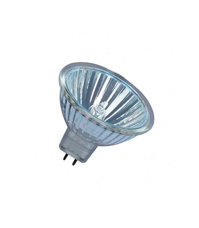 Halogenová žárovka OSRAM Decostar 12V GU5,3 35W ALU Halogen