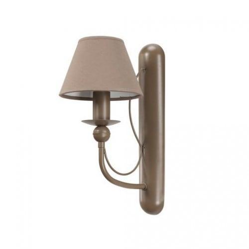 Nástěnná lampa Single WIKTOR č. 1853