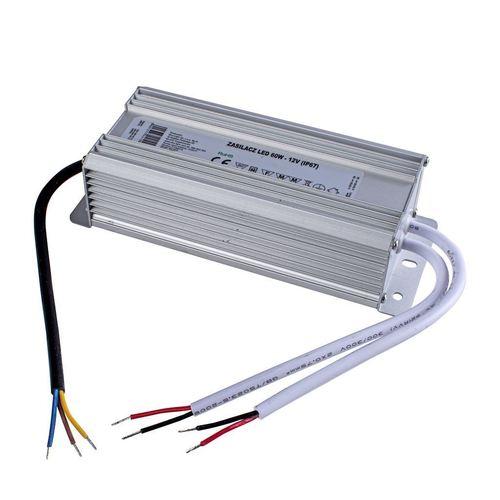 60W napájecí zdroj Ip67 IP67 LED