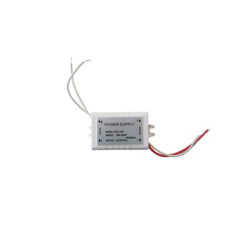 Stříbrný LED napájecí zdroj 6W IP44