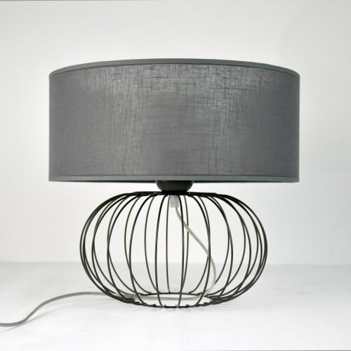 Noční lampa SMALL BALL GREY NR 2497