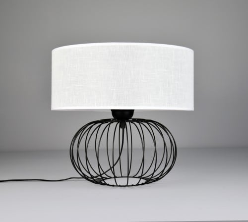 Noční lampa Small Ball Black č. 2495