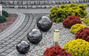 Dekorativní zahradní kulička Color Choice 50 cm small 3