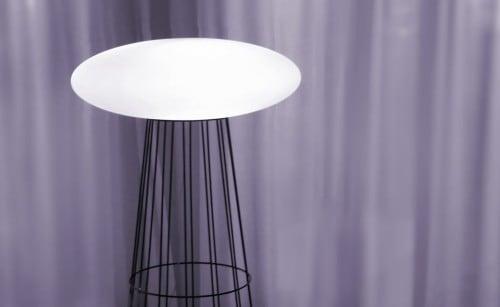 Alternativní stojací lampa (148 cm) - UFO