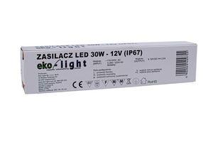 LED napájecí zdroj 30W Ip67 IP67 small 4