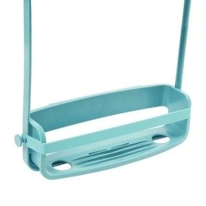 UMBRA FLEX koupelnový organizér - tyrkysová SHOWER CADDY small 2