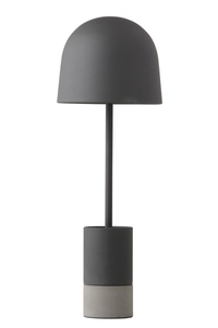 FRANDSEN stolní lampa PEN šedá small 1