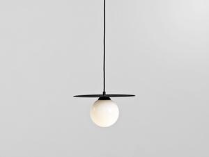 Závěsná lampa SKIVA BALL S - černá small 4
