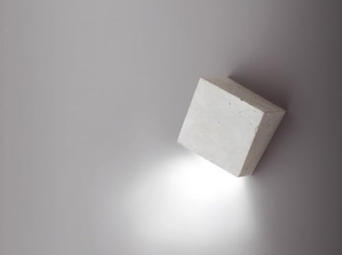 Nástěnné světlo Vibia BREAK 411080