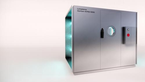 Efektivní dezinfekce místnosti - STERILIZER AirPRO 500 - 7500, modul pro klimatizaci a ventilaci, UV-C záření
