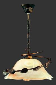 Klasická závěsná lampa small 1