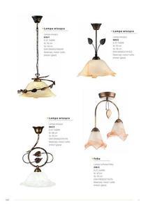 Klasická závěsná lampa small 2