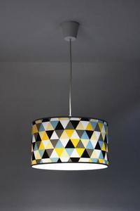 Moderní závěsná lampa Hestia 1 small 1