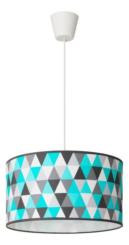 Moderní závěsná lampa Demeter 1