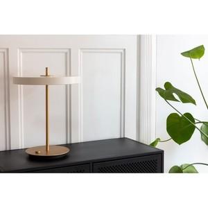 Stolní lampa UMAGE Asteria perleťově bílá Ø31 small 2
