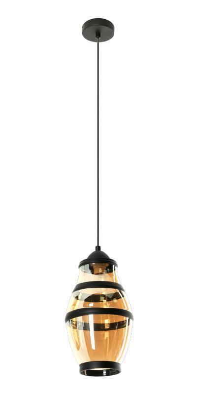 Designová závěsná lampa Antonio 1