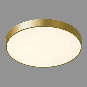 Zlatá moderní orbitální LED stropní lampa small 1