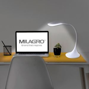 Stolní lampa Viper 5,5 W vedená bílá small 5