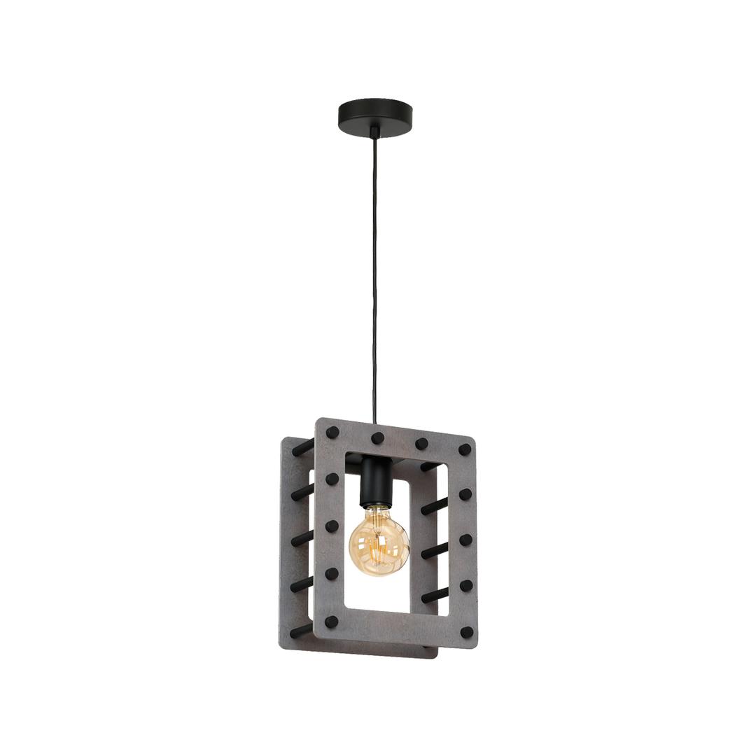 Závěsná lampa Theo 1x E27