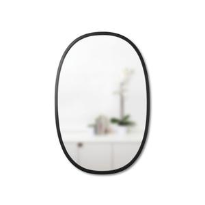 UMBRA závěsné zrcadlo HUB OVAL 24x36 - černé small 0