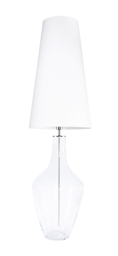 Velká stolní lampa Ceylon L Transparent Famlight E27 60W