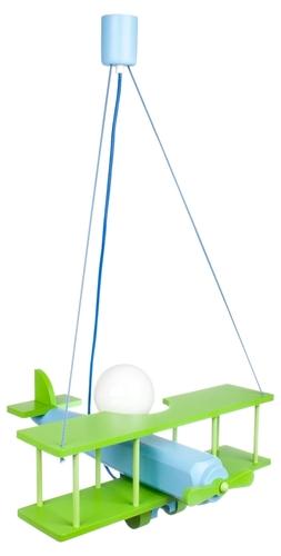 Velká závěsná lampa Letadlo 104.11.14