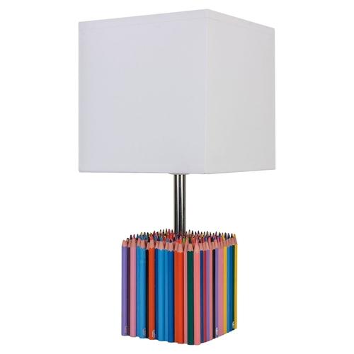"""Dětská stolní lampa """"Barevné pastelky"""""""