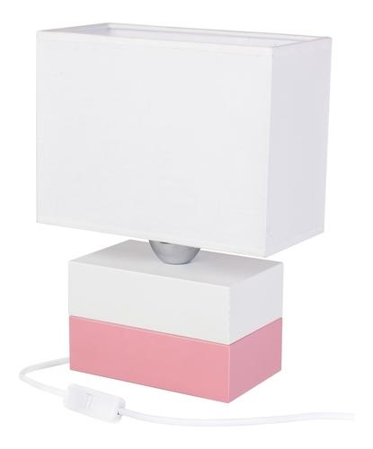 Dvoubarevná stolní lampa Colorato 411.35.22