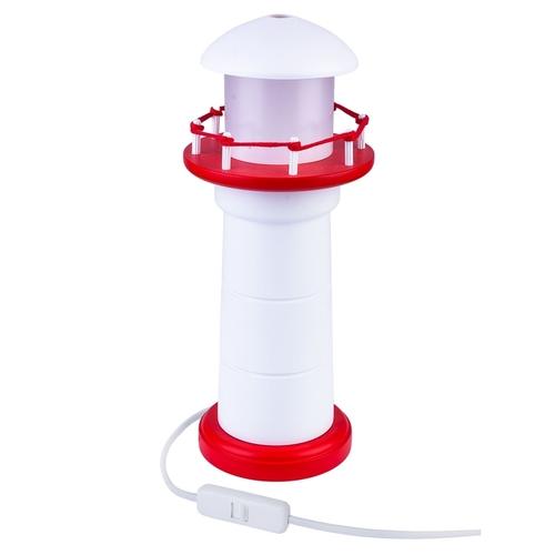 Dětská stolní lampa Lucerna červená 411.30.24